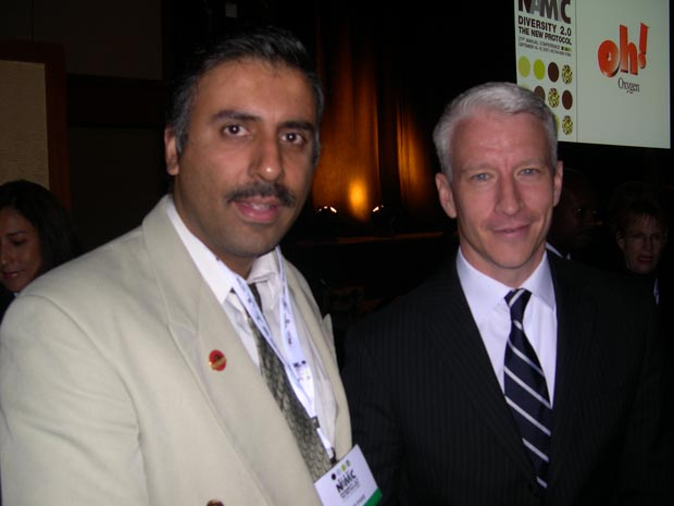 Dr.Abbey with Anderson Cooper 360 CNN