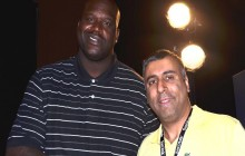 Exclusive interview with Shaquille O'Neal Basketball Great-2015
