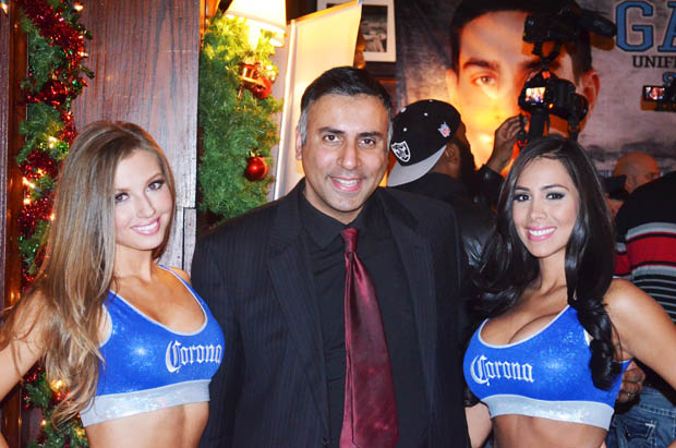 Dr.Abbey with Corona Girls