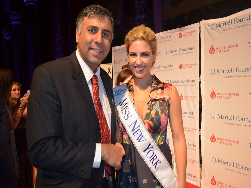 Dr.Abbey with Miss NY