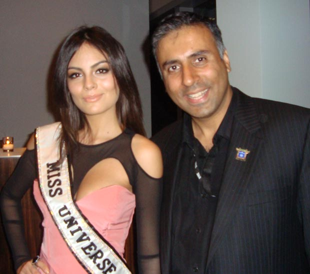 Dr. Abbey with Miss Universe 2010  Jimena Navarrete