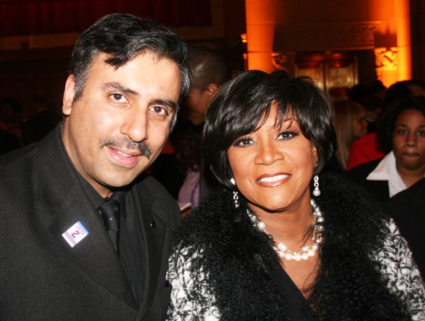 Dr.Abbey with Patti Labelle