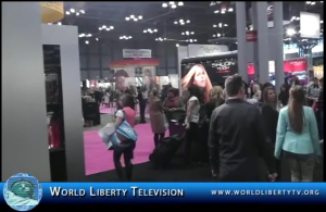 International Beauty Show 2013, at the New York Javits Convention Center