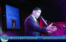Dewey Bozella, Former Amateur Boxer Best Known For Being Wrongfully Convicted of Murder, Gives Keynote Speech at The BWAA – New York, 2012