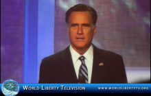 Special Remarks by Mitt Romney, Former Governor, Commonwealth of Massachusetts – 2012