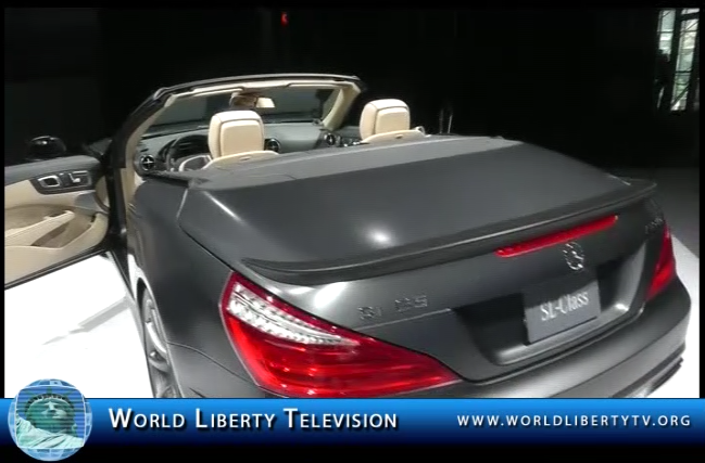 Car Lover Check Out World Liberty Tv 39 S Motor Channel