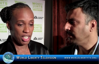 """Interview  with Jacqueline """"Jackie"""" Joyner-Kersee, Women's Great Athlete – 2010"""