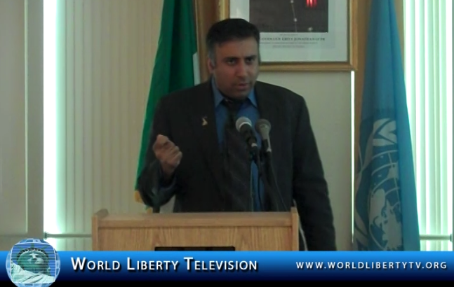 Connect with Humanity with World Liberty's Humanitarians Channel