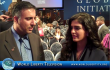 Exclusive Interview with Princess Ameerah Al-Taweel of Saudi Arabia at the CGI 2011