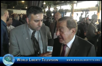 Exclusive Interview with Bob Arum, Hall of Fame Boxing Promoter and President of Top Rank Inc. – New York, 2012