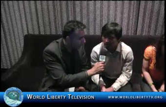Interview with Manny Pacquiao about his fourth fight with Juan Manuel Marquez – 2012