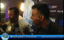 Interview with Boxing Great Oscar De La Hoya, President of Golden Boy Promotions – 2012