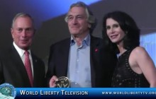 Robert De Niro Academy Award Winning Actor, Director, and Producer honored at Made in NY Awards at  Gracie Mansion – New York, 2012