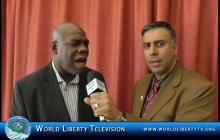 "Interview with Four Time World Boxing Champion, Iran ""The Blade"" Barkley – 2011"