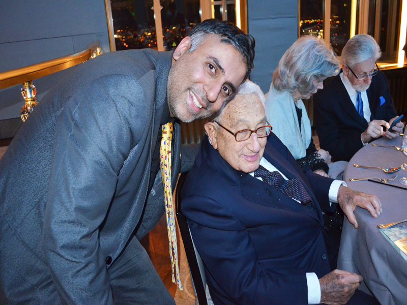 Dr.Abbey Henry Kissinger Former Secty of State