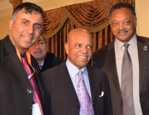 Dr.Abbey with Berry Gordy and Rev Jesse Jackson