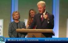 The 2013 Clinton Global Initiative Annual Meeting in NY