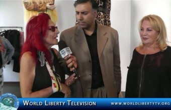 Exclusive Interview with Award Winning Costume Designer/Stylist and Fashion Designer Patricia Field at Helen Yarmark's PH – The Iconic Crown Building, New York, 2013