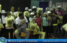 Humanitarians of the World Inc. Needy Family Presentation (2013)