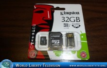 Kingston Technologies Product Reviews, (2013)