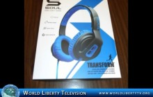Leading Head phone reviews for World Liberty TV, Technology Channel (2013)