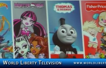 Mattel  Inc.'s Toy Debuts at the NY Toy Fair  2014