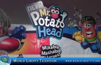 Mr Potato Head and PlaySchool  Toy Debuts for Hasbro 2014