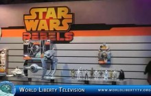 STAR WARS THE BLACK SERIES 2014 , Demonstration by Jeff Wolf  for Hasbro 2014