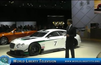 Bentley Debuts the Bentley Flying Spur at the NY International Auto Show -2014