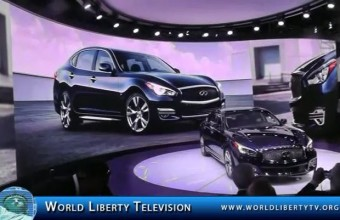 Infiniti Debuts Q70 Luxury Sedan at the NY International Auto Show -2014
