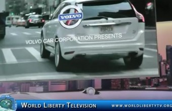 Volvo Press Conference at New York International Auto Show-2014