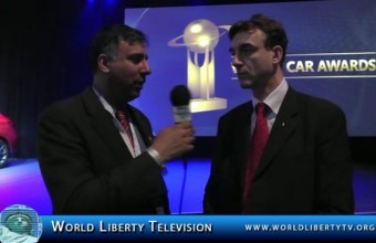 Exclusive interview with Peter Lyon  Chairman World Car Awards -2014