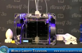 3D Printing and Printers Showcase at International CES – 2015