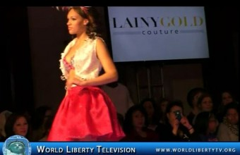 Lainy Gold Couture Fashion Show @ Couture Fashion Week-2015