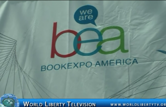 Book Expo of  America at NY Javit Center-2015