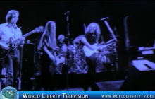 Legendary Band Grateful Dead Band Inducted in The MSG Walk of Fame-2015
