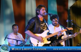 Juanes, Colombian music superstar Singing at World Humanitarian Day(WHD) at United Nations-2015