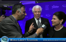 Interview with Bill Austin & Tani Austin Co-Founders of Starkey hearing Foundation-2015