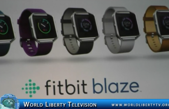 Fitbit Press Conference at CES Lass Vegas  Mandalay Bay   -2016