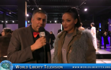 Exclusive interview with Supermodel  Selita Ebanks During NYFW -2016