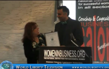 Dr.Abbey Honored During Women's History Month By Women in Business .org -2016