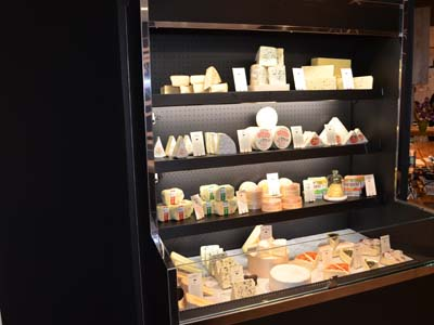 Assortments of French Cheese's