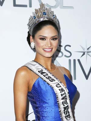 Miss Philippines Pia Alonzo Wurtzbach is the New 2015 Miss Universe at The Axis inside Planet Hollywood Resort & Casino Las Vegas Featuring: 2015 Miss Universe Pia Alonzo Wurtzbach Where: Las Vegas, Nevada, United States When: 20 Dec 2015 Credit: Judy Eddy/WENN.com