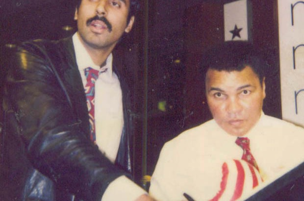 "Muhammad Ali  ""The Greatest "" dead at age 74 –   June 3rd 2016"