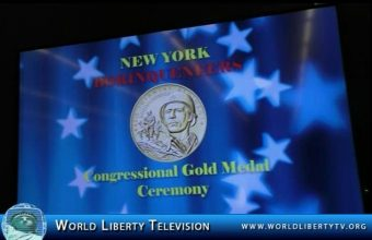 NY BORINQUENEERS Congressional Gold Medal Ceremony NYC-2016