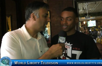 Errol Spence Jr VS Leonard Bundu  Boxing Press Conference NYC-2016