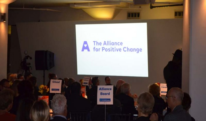 The  Alliance  For Positive Change  25th Annual  Gala -2016