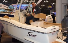 The 112th annual Progressive Insurance New York Boat Show -2017