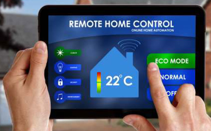 Home Control From Smartphones