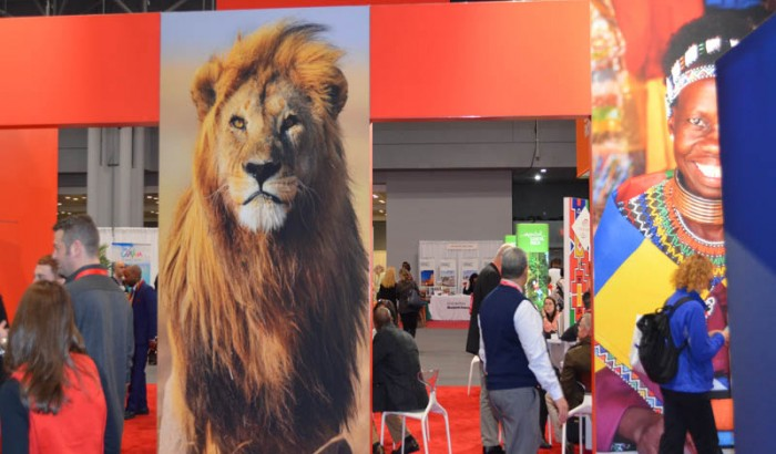 14th Annual New York Times Travel Show at NY Javit Center-2017
